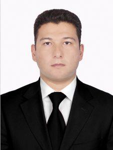 Юсупов Шохрух Шухратович