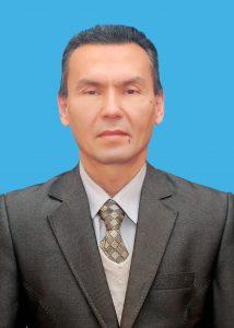 Нормурадов Бахтиёр Қаршиевич